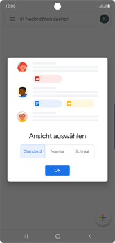 Samsung Galaxy Note 10 - E-Mail - Manuelle Konfiguration - Schritt 24