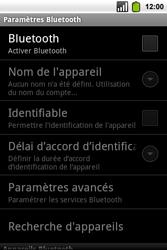 Alcatel OT-991 Smart - Bluetooth - Jumeler avec un appareil - Étape 6