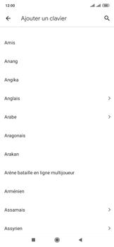 Xiaomi Mi Mix 3 5G - Prise en main - Comment ajouter une langue de clavier - Étape 8