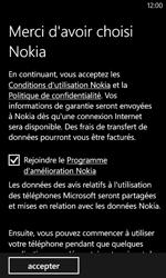 Nokia Lumia 625 - Premiers pas - Créer un compte - Étape 12