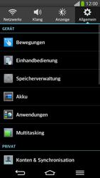 LG D955 G Flex - Apps - Eine App deinstallieren - Schritt 5