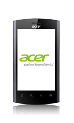 Acer Liquid Metal S120 - Internet - navigation sur Internet - Étape 3