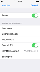 Apple iPhone 5s - iOS 11 - E-mail - Account instellen (POP3 met SMTP-verificatie) - Stap 18
