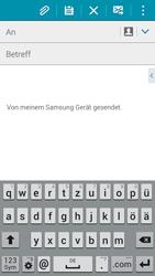 Samsung Galaxy A3 - E-Mail - E-Mail versenden - 5 / 21