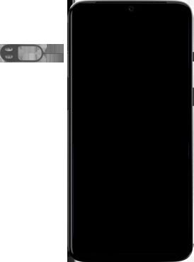 OnePlus 7 - Premiers pas - Insérer la carte SIM - Étape 2