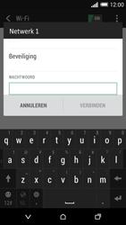 HTC One M8 - WiFi - Handmatig instellen - Stap 8
