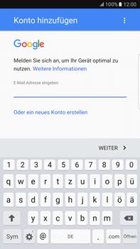 Samsung Galaxy S6 edge+ - E-Mail - Konto einrichten (gmail) - 11 / 19