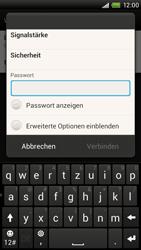 HTC One X Plus - WiFi - WiFi-Konfiguration - Schritt 7