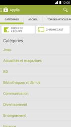 Bouygues Telecom Ultym 5 - Applications - Télécharger une application - Étape 5