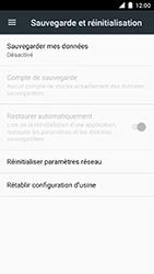 Motorola Moto C Plus - Aller plus loin - Restaurer les paramètres d'usines - Étape 5