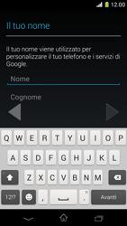 Sony Xperia Z1 Compact - Applicazioni - Configurazione del negozio applicazioni - Fase 5