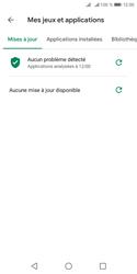 Huawei Y5 (2018) - Applications - comment vérifier si des mises à jour sont disponibles pour l'appli - Étape 8