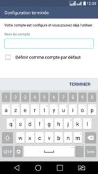 LG LG K8 - E-mails - Ajouter ou modifier votre compte Outlook - Étape 10