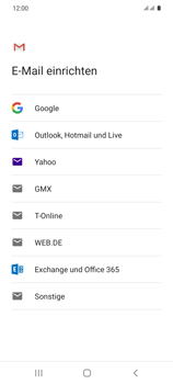 Samsung Galaxy S20 5G - E-Mail - 032b. Email wizard - Yahoo - Schritt 8