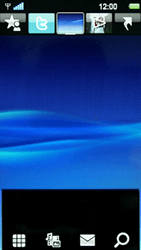 Sony Ericsson U8i Vivaz Pro - Internet - populaire sites - Stap 7