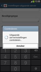 Samsung I9195 Galaxy S IV Mini LTE - E-mail - Handmatig instellen - Stap 15