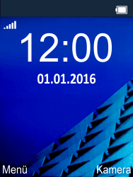 Nokia 225 - Gerät - Zurücksetzen auf die Werkseinstellungen - Schritt 1