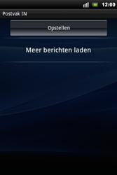 Sony Ericsson Xperia Mini Pro - E-mail - hoe te versturen - Stap 4