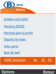 Nokia 301-1 - Internet - Navigation sur Internet - Étape 19