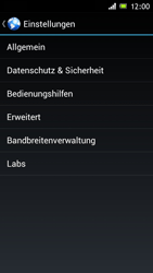 Sony Xperia J - Internet - Apn-Einstellungen - 20 / 25