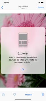 Apple iPhone XR - Photos, vidéos, musique - Prendre une photo - Étape 10