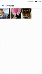 Honor 9 - Photos, vidéos, musique - Envoyer une photo via Bluetooth - Étape 11