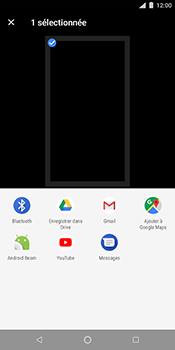 Nokia 7 Plus - Photos, vidéos, musique - Créer une vidéo - Étape 17