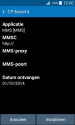 Samsung G357 Galaxy Ace 4 - MMS - Automatisch instellen - Stap 6