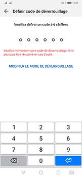 Huawei Mate 20 Pro - Sécurité - activéz le code PIN de l'appareil - Étape 6