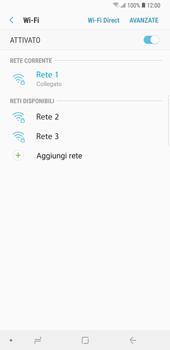 Samsung Galaxy Note9 - WiFi - Configurazione WiFi - Fase 9