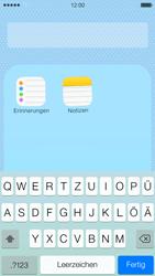 Apple iPhone 5c - Startanleitung - Personalisieren der Startseite - Schritt 6
