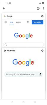 Oppo Find X2 Neo - Internet und Datenroaming - Verwenden des Internets - Schritt 18