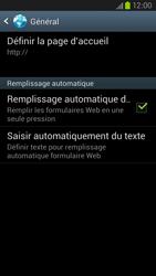 Samsung Galaxy S III LTE - Internet et roaming de données - Configuration manuelle - Étape 21