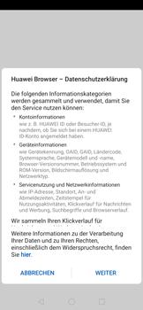 Huawei P30 - Internet und Datenroaming - Verwenden des Internets - Schritt 4