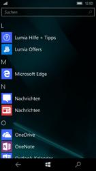Microsoft Lumia 650 - SMS - Manuelle Konfiguration - Schritt 4
