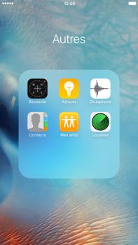 Apple iPhone 6s Plus - Contact, Appels, SMS/MMS - Ajouter un contact - Étape 4
