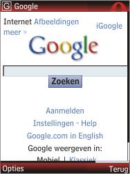 Nokia X2-00 - Internet - Internetten - Stap 7