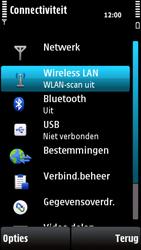 Nokia X6-00 - wifi - handmatig instellen - stap 13