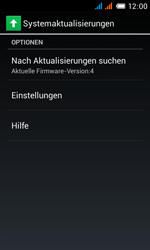 Alcatel One Touch Pop C3 - Software - Installieren von Software-Updates - Schritt 7