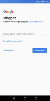 Huawei Mate 10 Pro - E-mail - Handmatig instellen (gmail) - Stap 8