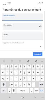 Samsung Galaxy A21s - E-mails - Ajouter ou modifier un compte e-mail - Étape 16