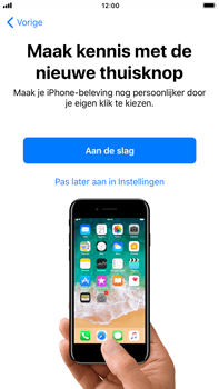 Apple iPhone 8 Plus - Toestel - Toestel activeren - Stap 40