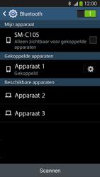 Samsung C105 Galaxy S IV Zoom LTE - Bluetooth - Headset, carkit verbinding - Stap 8