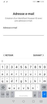 Huawei Y6P - Applications - Créer un compte - Étape 15