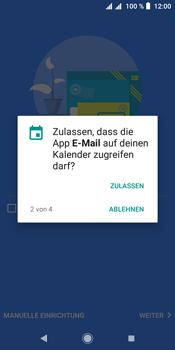 Sony Xperia L3 - E-Mail - Konto einrichten (outlook) - Schritt 11