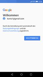 Huawei P10 - Android Oreo - E-Mail - Konto einrichten (gmail) - Schritt 10