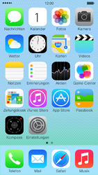 Apple iPhone 5c - Software - Installieren von Software-Updates - Schritt 1