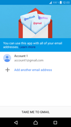 Sony Xperia X Compact - E-mail - 032a. Email wizard - Gmail - Step 16