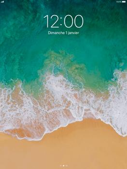 Apple iPad Air iOS 11 - Téléphone mobile - Comment effectuer une réinitialisation logicielle - Étape 4