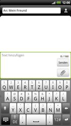 HTC Sensation - MMS - Erstellen und senden - 2 / 2